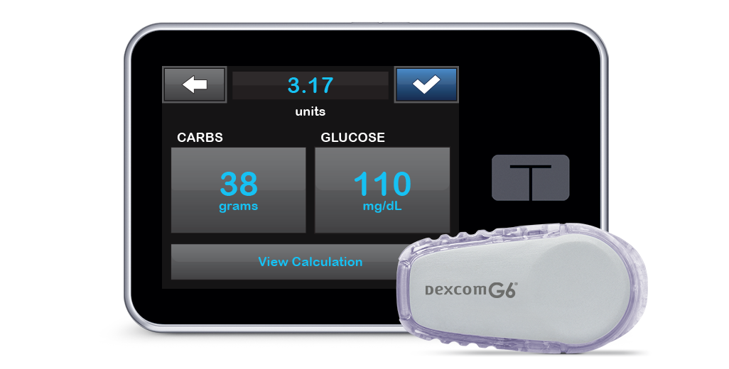 t:slim X2 Insulin Pump with Control-IQ Technology